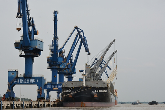 新min洲港